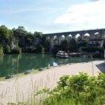 Entre Drôme et Isère : Saint Nazaire sur Royan, grotte de thaïs