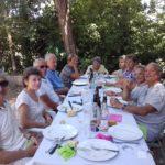 Repas champêtre à Castelsec