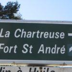 Villeneuve Lez Avignon  Fort St André